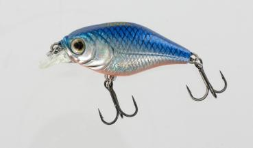 Jenzi Wobbler Baby Trout Schwimmend 4,5 g Farbe American Shad
