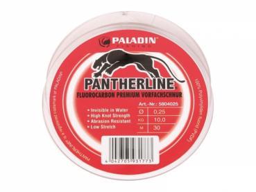 0,14 mm Fluoro Carbon Vorfachschnur Pantherline Paladin